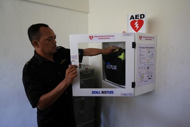 Global Alat pacu jantung eksternal Market