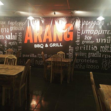 Global Arang barbekyu Market