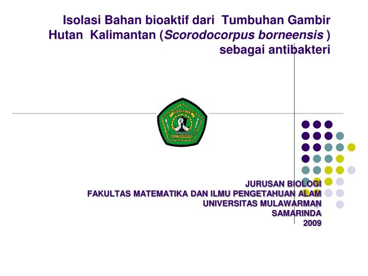 Global Bahan bioaktif Market 1