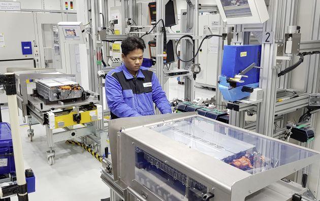Global Baterai EV Hybrid Market