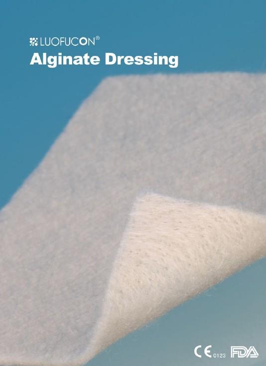 Global Dressing Alginate Market