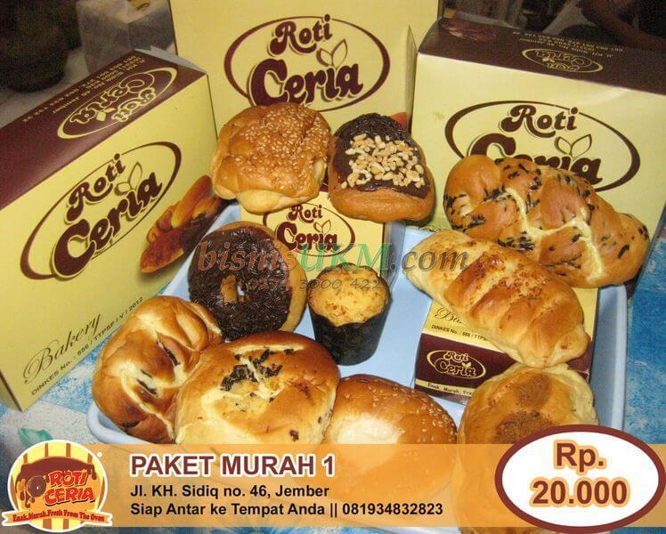 Global Kemasan Makanan Manis dan Roti Market 1
