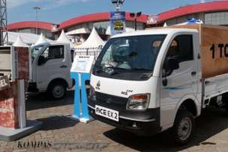 Global Kendaraan Komersial Kecil Market