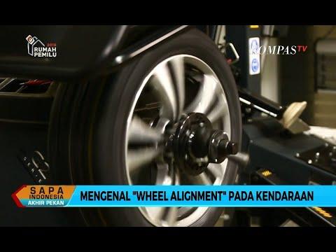 Global Kendaraan Wheel Aligner Market