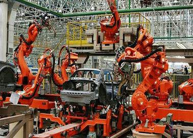 Global Kontrol Kualitas Industri Otomatis Market 1