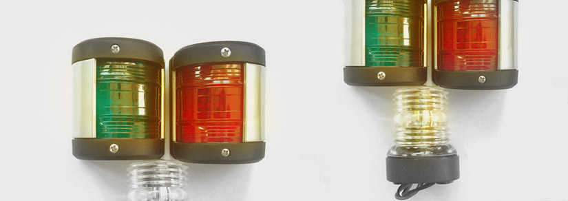 Global Lampu Navigasi Kapal Market