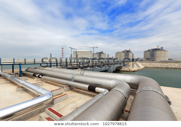 Global Liquefied Natural Gas LNG Market 1