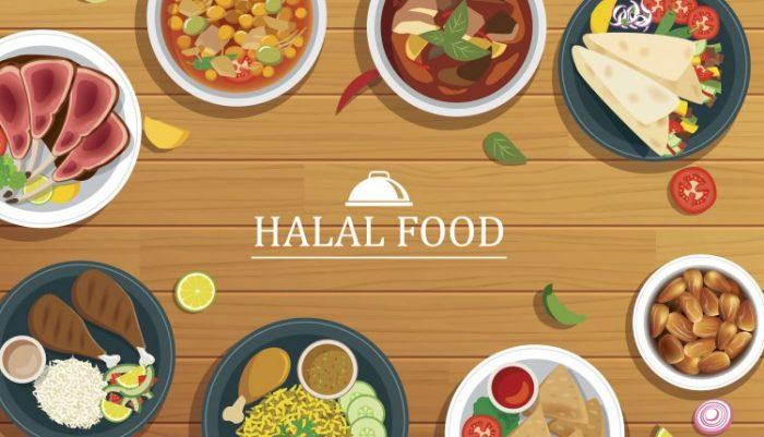 Global Makanan halal Market