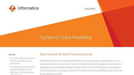 Global Masking data Market 1