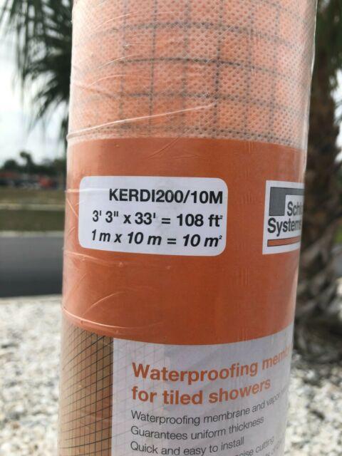 Global Membran Waterproofing Market