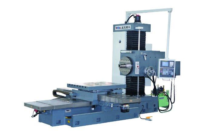 Global Mesin Penggilingan CNC Horisontal Market