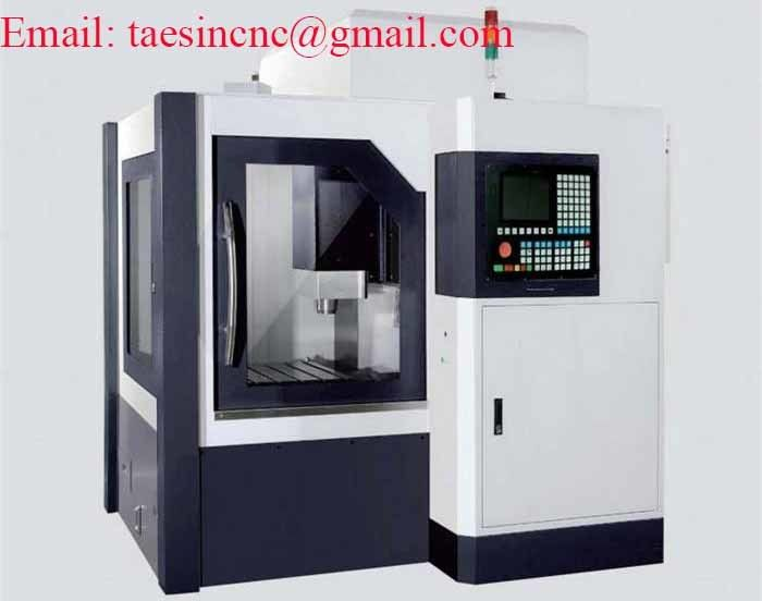 Global Mesin Penggilingan CNC Vertikal Market