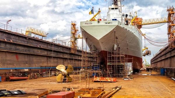Global Pembuatan kapal Market
