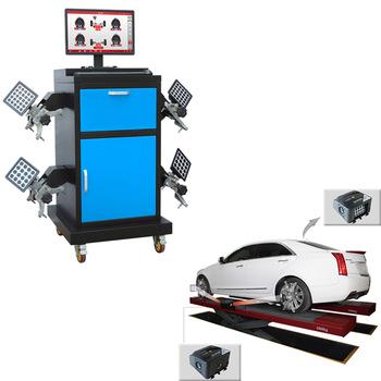 Global Penyelaras Roda 3D Market