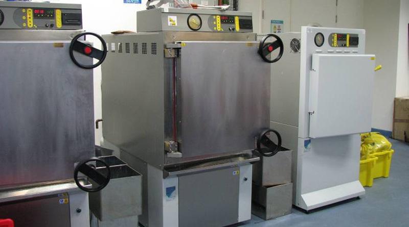 Global Peralatan Sterilisasi Panas Market
