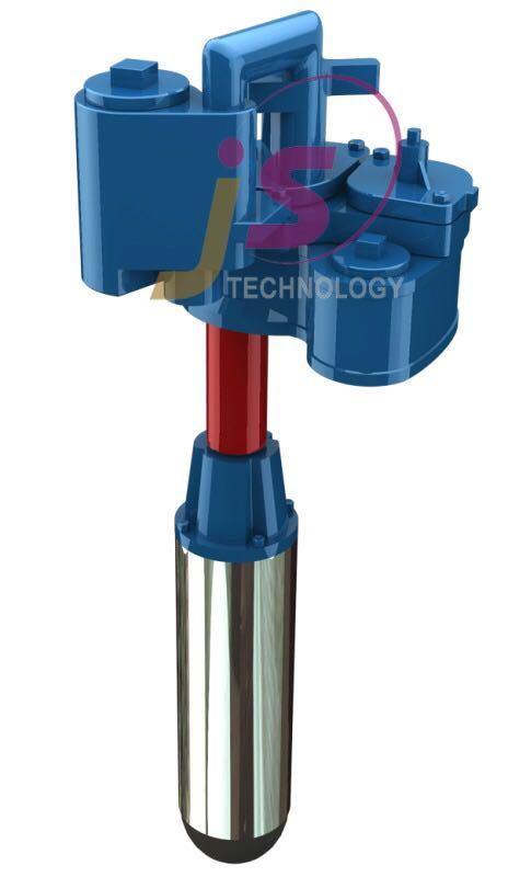 Global Pompa Turbin Submersible Market