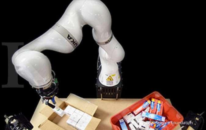 Global Robot Pengambil Logistik Market 1