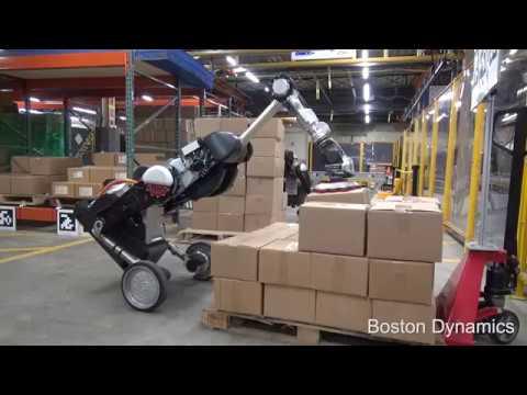 Global Robot Pengambil Logistik Market