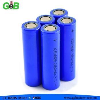 Global Sel Lithium Ion dan Paket Baterai Market
