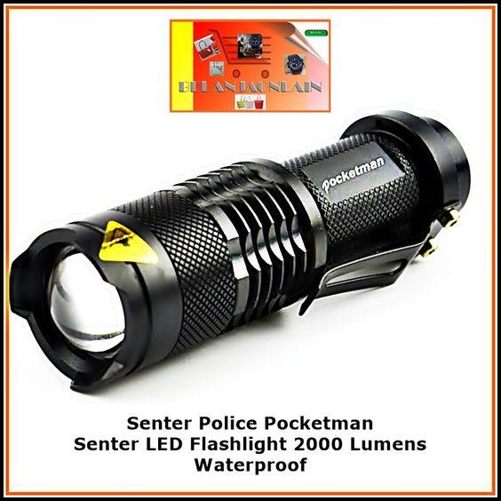 Global Senter LED Market