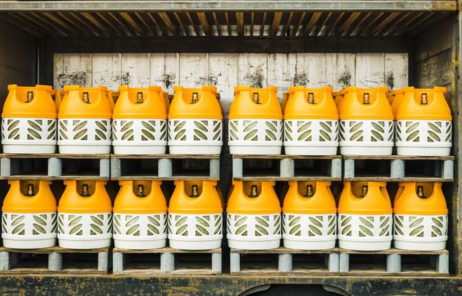 Global Silinder LPG Komposit Market