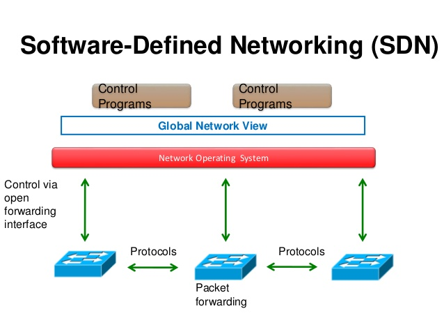Global Software Defined Networking SDN Market