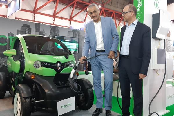 Global Solusi Pengisian EV Market 1