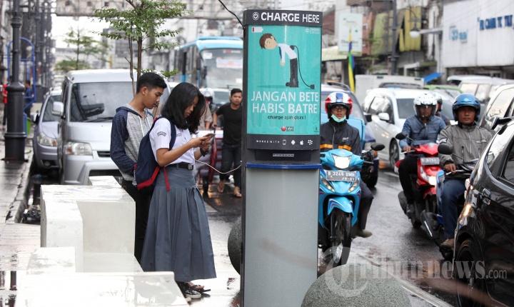 Global Stasiun Pengisian Ponsel Market 1