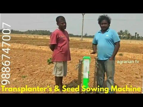 Global Transplanter Sayuran Market