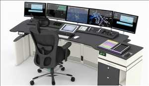 Global Air Traffic Control Console Market
