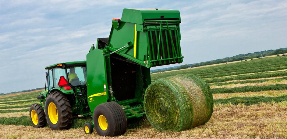 Global Balers pertanian Market
