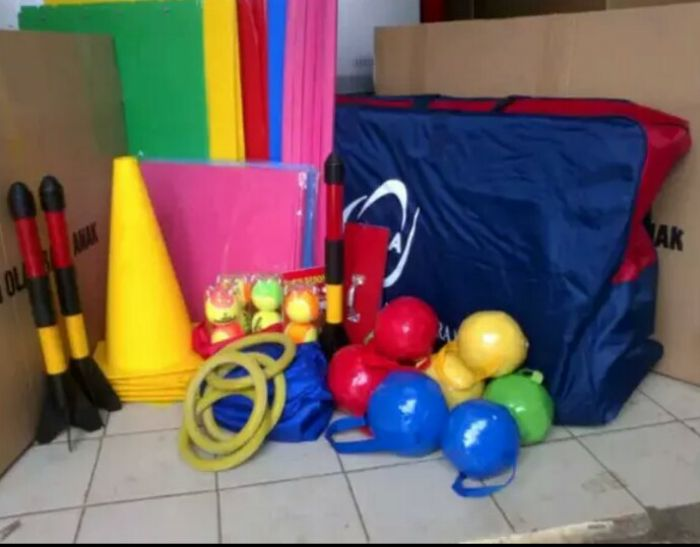 Global Peralatan Olahraga Anak Market