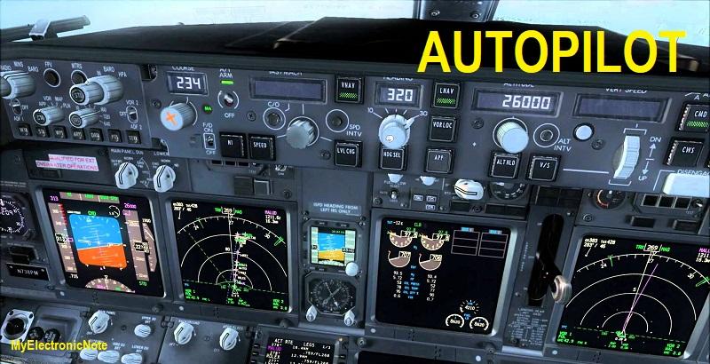 Global Pesawat Sistem Autopilot Market