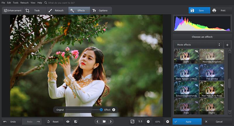 Pasar Perangkat Lunak Pengeditan Foto