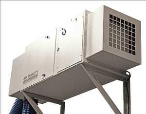 Sistem Pemurnian Udara Pasar