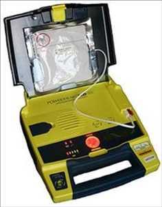Defibrilator Eksternal Otomatis Pasar