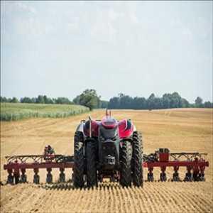 Traktor Otonom Pasar