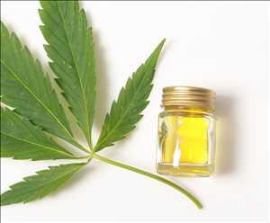 Produk Kecantikan Cannabis Infused Pasar