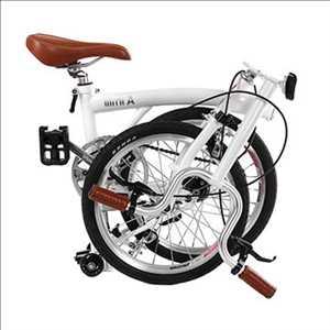 Sepeda Lipat Pasar