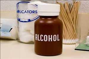 Alkohol Industri Pasar