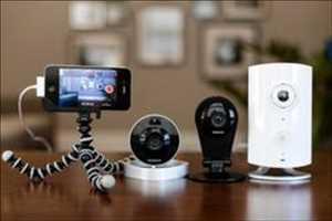 Perangkat Keamanan Untuk Rumah yang Terhubung Pasar