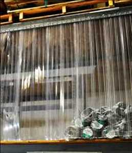 Tirai Udara Penggunaan Komersial Pasar