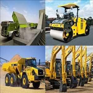 Peralatan Konstruksi dan Pertambangan Pasar