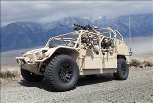 Kendaraan Darat Pertahanan Pasar