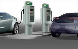 Infrastruktur Pengisian Kendaraan Listrik (EV) Pasar