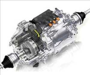 Motor Penggerak Kendaraan Listrik Pasar