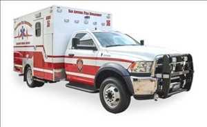 Kendaraan Layanan Medis Darurat (EMS) Pasar
