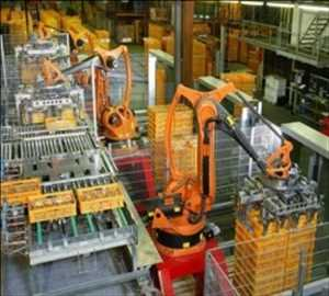 Pasar <span class = 'notranslate'> Layanan Robotika Industri </span>