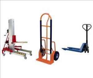 Peralatan Penanganan Material Pasar