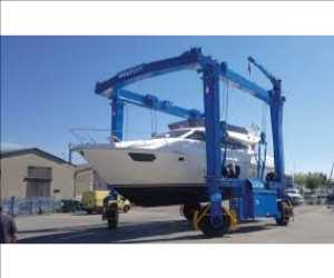 Kerekan Perahu Pengangkat Seluler